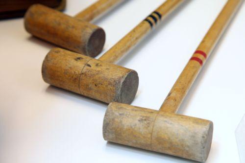 Игра крокет - Научение телесному благолепию. Спорт и семья Романовых
