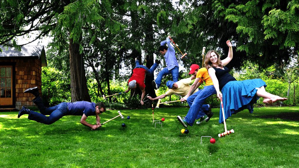 Levitation Croquet