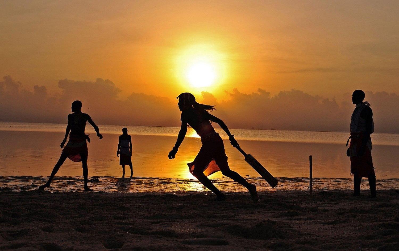 Крикет в Кении