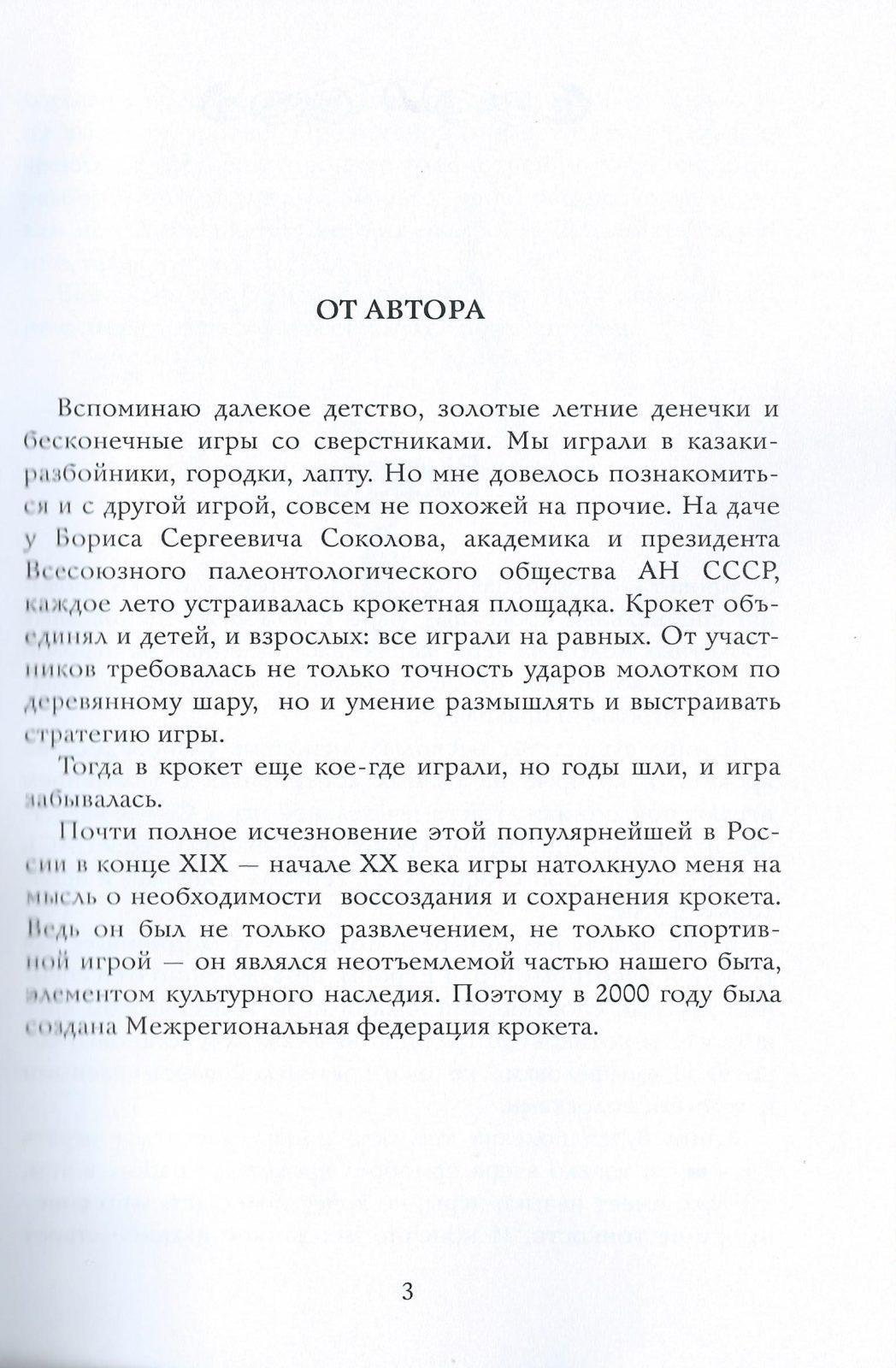 Игра крокет - Книга Д.И.Быкова