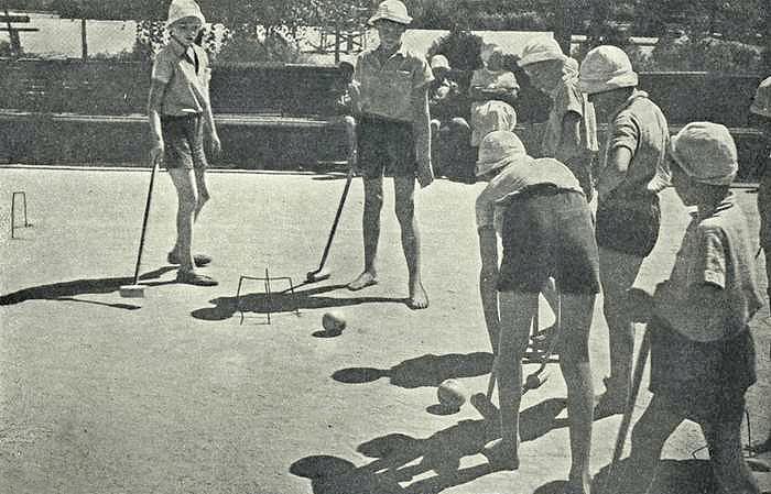 Артек, 1940 год