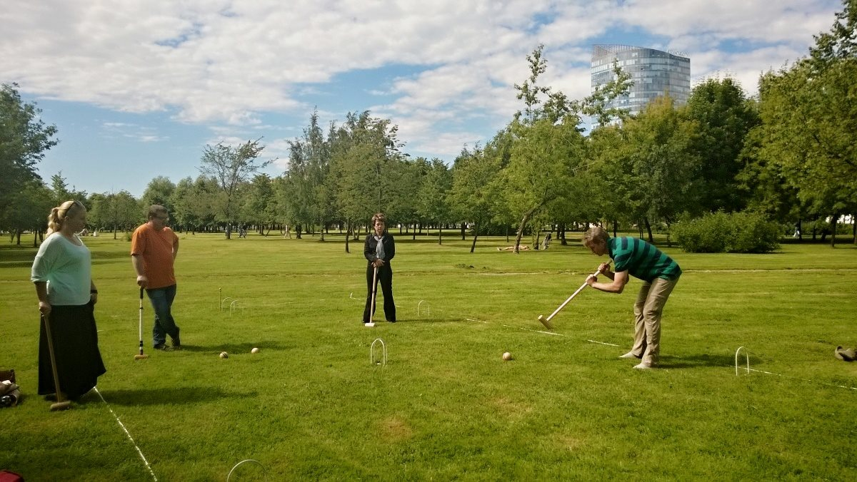 Classic Croquet 10 Wickets