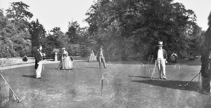 Horsted Place,1860