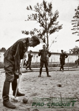 Офицерский лагерь военнопленных, 1942-1946 гг.