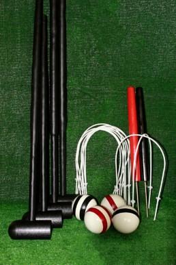 """Набор для игры в классический крокет 10 воротиков """"Pro-croquet"""""""