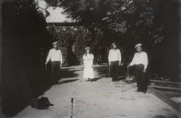 Великая княжна Ольга Александровна, 1896 г.
